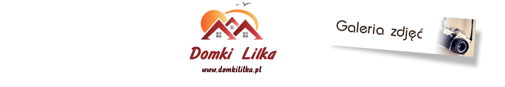 Domki letniskowe Lilka - Karwia